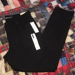 Old Navy NWT black jeans size 8 short